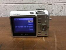 OEM Sony Cyber-shot DSC-S700 7.2MP Digital Camera - Silver