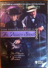 All Passion Spent (DVD, 2006)