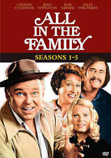 All in the Family: Seasons 1 - 5 (DVD, 2018)