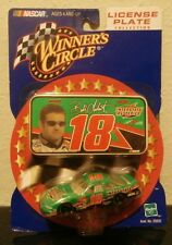 NASCAR Winner's Circle 2000 Bobby Labonte #18 License Plate Collection 1:64 Car