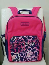 Vera Bradley Large Colorblock Backpack, Catalina Pink