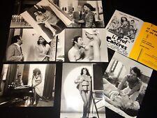 edwige fenech LA PROF ET LES CANCRES photos presse cinema sexy vintage 1978