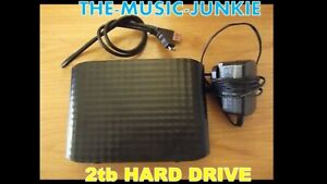 Samsung 2TB Hard Drive D3 Station USB 3.0/2.0 Desktop