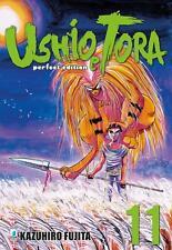 USHIO E TORA 11 PERFECT EDITION - MANGA Star Comics - NUOVO