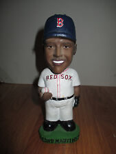 "2001 Bobble Dobbles PEDRO MARTINEZ No. 45 BOSTON RED SOX 8"" Bobble Head ROOKIE"