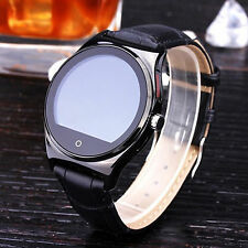 Bluetooth Wrist Smart Watch Heart Rate Wristwatch For Cell Phones Samsung LG Ios