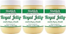 3kg PURE FRESH ROYAL JELLY 100% NATURAL PREMIUM QUALITY POTENCY GLUTEN FREE