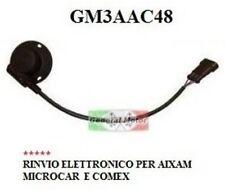 RINVIO CONTAKM ELETTRONICO AIXAM MICROCAR CHATENET GM3AAC48