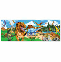 Melissa and Doug Land of Dinosaurs Floor Puzzle - 48 Pieces - 10442 - NEW!