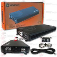 MEMPHIS PRX POWER REFERENCE MONO BLOCK 1-CHANNEL CAR AUDIO AMP AMPLIFIER