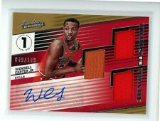 2018 Absolute WENDELL CARTER JR. #T3-WCJ Rookie RC Tools of the Trade RPA /149