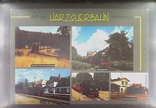 CPA Germany Elend Harzquerbahn Locomotive Train Zug Treno Railway Eisenbahn 1258