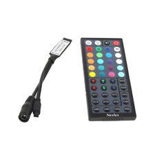 Mini 44Key IR Remote Controller Receiver For RGB 3528 5050 LED Strip Light UK
