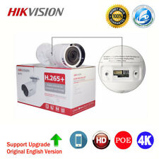 Hikvision 8MP IP67 POE Outdoor CCTV Security Bullet Camera DS-2CD2085FWD-I 2.8mm