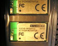 Bluegiga Technologies WT12-A-A13 Class 2 Bluetooth Mod IC:5123A-BGTWT12A OMB1-13