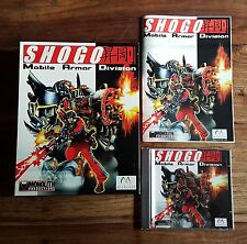 SHOGO MOBILE ARMOR DIVISION Jeu Big Box Sur PC VF