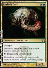 Lotleth Troll // FOIL // Presque comme neuf // Return to Ravnica // Engl. // Magic Gathering