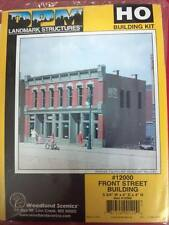 Front Street DPM Building Kit HO Structure #12000 Model Railroad or Diorama