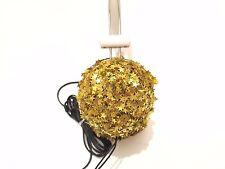 Blingustyle Dj Chispeante Bling Bling Estrellas Retro Audífono Para Auriculares De Oro