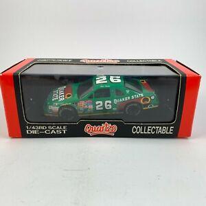 Quartzo 1:43 2023 Ford Thunderbird NASCAR Quaker State Brett Bodine 26