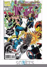 Avengers Terminatrix  #2  NM