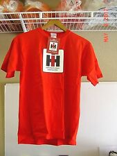 INTERNATIONAL HARVESTER YOUTH T-SHIRT WITH IH LOGO, NEW, SIZE XL