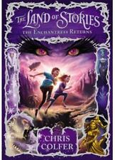 The Land of Stories: The Enchantress Returns Bk. 2 by Chris Colfer (2013,...