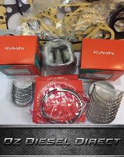D1462 New Overhaul Rebuild kit for Kubota Tractor Excavator