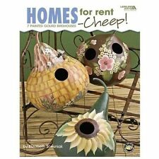 Homes for Rent-Cheep! (Leisure Arts#22609) Paperback