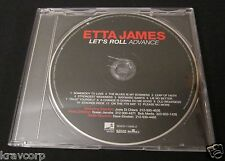 ETTA JAMES 'LET'S ROLL' 2003 CD--LIMITED