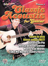 Songxpress Classic Acoustic, Vol 2 DVD - Multiple Formats Color Ntsc New/Sealed