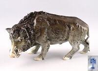 9941019 Porcelain Figurine Large Wild Boar Ens 30 CM