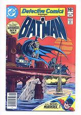 Detective Comics #498 VF- 1981 ~ Fast Shipping ~  Batgirl Batman DC Comic Book
