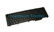 New OEM Dell M4600 M4700 M4800 M6600 M6700 M6800 Keyboard French 7T435 AZERTY