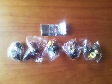 Lot de 5 mini bustes de 4 cm de Saiyuki loose rare