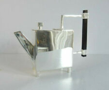 Art Deco Silver Christopher Dresser Tea Pot