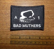 2nd Ranger Battalion 2/75 A Company 1st Platoon Bad Muthers Morale Patch 2011-12