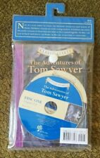 Classic Starts The Adventures of Tom Sawyer with 2 Read Along Discs