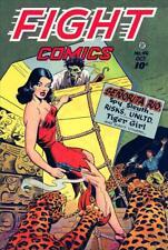 Fight Comics #46 Photocopy REPLICA Comic Book