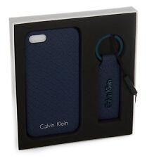 Set portachiavi cover cellulare CK CALVIN KLEIN JEANS K60K600927 c. 404 ECLIPSE
