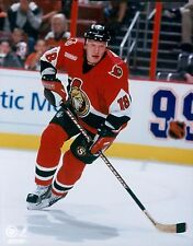 Marian Hossa Ottawa Senators Licensed NHL Hockey Unsigned Glossy 8x10 Photo