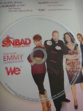 SINBAD Its Just Family EMMY DVD WE TV Reality Series 1EPISODE Comedy RARE