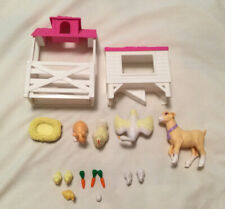 Barbie Stable Friends & Family Playset