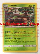 9/156Torterra - Rara Holo - Ultra Prisma - POKEMON CARTA IN ITALIANO