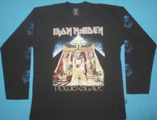 Iron Maiden - Powerslave, Live After Death T-shirt Long Sleeve Size L