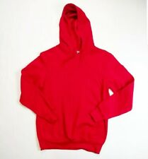 Crooks & Castles mens 100% authentic L/S hoodie size small red