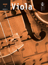 AMEB Viola Series 1 Grade 4 Book