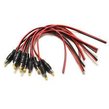 coaxial dc power female home surveillance dc power connectors for rh ebay com