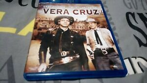 Vera Cruz -R0 Burt Lancaster, Charles Bronson, Italian import, English audio