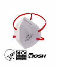 NIOSH Approved N95 Face Masks - Magnum N95 Respirator w/Adjustable Headbands